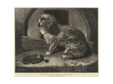 Be it Ever So Humble, There's No Place Like Home Giclee Print by Edwin Landseer
