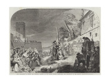 The Martyrdom of Ridley and Latimer Giclee Print by Sir George Hayter