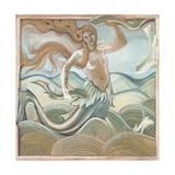 Sea Nymph Impression giclée par Sir Edward Coley Burne-Jones