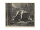 The Shepherd's Chief Mourner Giclee Print by Edwin Landseer