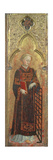 St. Lawrence Giclee Print by  Sassetta