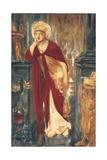 Heliogabalus Giclee Print by Simeon Solomon