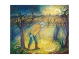 Last Night in the Orchard, 2012 Giclee Print by Silvia Pastore