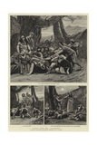 Scenes from the Sorceress Giclee Print by Hubert von Herkomer