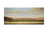 Lincoln's Inn Fields Giclee Print by Samuel Scott