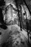 Bran Castle, Transylvania, Romania Photographic Print by Simon Marsden