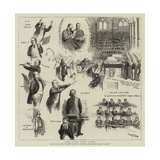 For Auld Lang Syne Giclee Print by Sydney Prior Hall