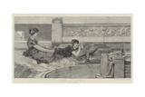 Love in Idleness Giclee Print by Sir Lawrence Alma-Tadema