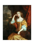 The Countess of Dorchester Giclee Print by Sir Peter Lely