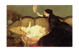 Master Baby, 1886 Giclee Print by Sir William Quiller Orchardson