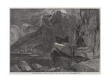 The Eagle's Nest Giclee Print by Edwin Landseer