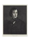 Benjamin Disraeli Giclee Print by Sir Francis Grant