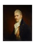 Sir Francis Bourgeois, Ra, C.1810 Giclee Print by Sir William Beechey