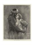 Then I Am Messiah Giclee Print by Solomon Joseph Solomon