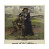 The Legitimate Ending Giclee Print by Solomon Joseph Solomon