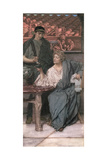 The Roman Wine-Tasters Giclee Print by Sir Lawrence Alma-Tadema