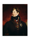 George Iv Giclee Print by Thomas Lawrence