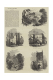 Alnwick Giclee Print by Samuel Read