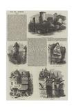 Caen Giclee Print by Samuel Read
