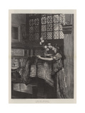 In My Studio Giclee Print by Sir Lawrence Alma-Tadema