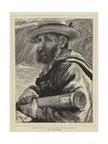 Heads of the People, The Coastguardsman Giclee Print by Hubert von Herkomer