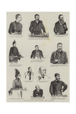 Magistrates, Landlords, and Agents Giclee Print by Sydney Prior Hall