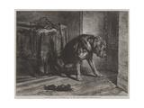 Suspense Giclee Print by Edwin Landseer