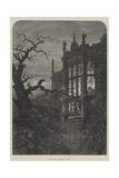 An Evil Omen Giclee Print by Samuel Read