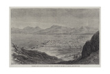 Palermo, from Mount Pellegrino Giclee Print by Solomon Caesar Malan