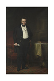 George Hudson, 1846 Giclee Print by Sir Francis Grant