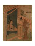 Kaya No Hahako Giclee Print by Suzuki Harunobu