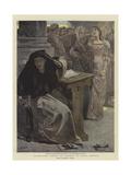 Illustrating Joseph the Dreamer Giclee Print by Solomon Joseph Solomon