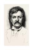 Mr. H.M. Stanley, 1890 Giclee Print by Hubert von Herkomer