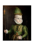 Portrait of a Boy at the Spanish Court, C.1565-70 Giclee Print by Sofonisba Anguissola