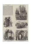 Lancaster Giclee Print by Samuel Read