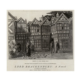 Lord Brackenbury, a Novel Giclee Print by Sir Samuel Luke Fildes
