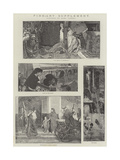 Fine-Art Supplement Giclee Print by Sir Lawrence Alma-Tadema
