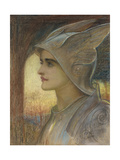 St. Joan of Arc Giclee Print by William Blake Richmond