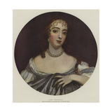 Lady Whitmore Giclee Print by Sir Peter Lely