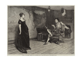 Taming of the Shrew Giclee Print by Sir William Quiller Orchardson