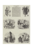 Nuremberg Giclee Print by Samuel Read
