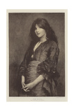 The Witch Giclee Print by Sir Samuel Luke Fildes