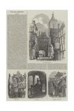 Rouen Giclee Print by Samuel Read