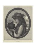 Pandora Wydruk giclee autor Sir Lawrence Alma-Tadema