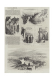 Toledo Giclee Print by Samuel Read