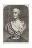 Bust of Hrh the Prince Consort Giclee Print by Thomas Harrington Wilson