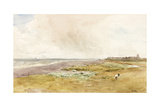 Southwold from the Beach Giclee Print by Thomas Collier