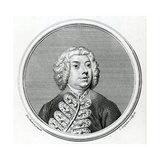 Francesco Bernardi Senesino (1686-1758) Giclee Print by Thomas Hudson