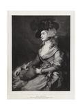 Mrs Siddons Giclee Print by Thomas Gainsborough