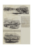 Sketches of Woolwich Giclee Print by Sir John Gilbert
